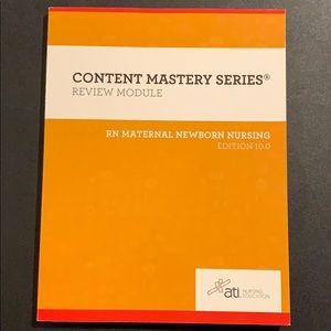RN ATI Maternity Workbook